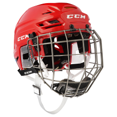 Шлем с маской CCM TACKS 310